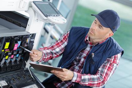 Maintenance et dépannage photocopieur